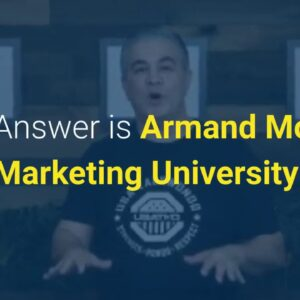 best online marketing courses marketing university armand morin