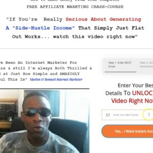 How to MAKE MONEY with Your PC Affiliate Marketing Crash Course Video One