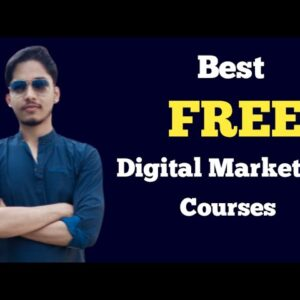 5 Best Digital Marketing Courses Online FREE