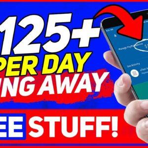 ЁЯФе$125 PER DAY GIVING AWAY FREE STUFF | FREE PAYPAL MONEY !(WORLDWIDE)