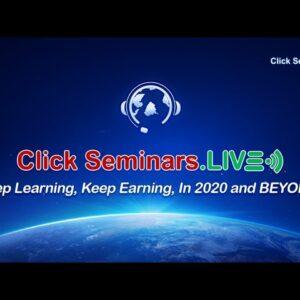ClickSeminars.LIVE - Armand Morin