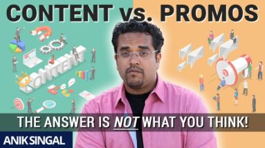 Content Vs. Promos: What Most Marketers Don't Know...