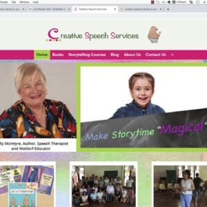 creative speech stories in sacramento