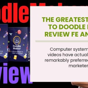 The Greatest Guide To Doodle Maker Review FE and OTO Review - Paul Ponna et al