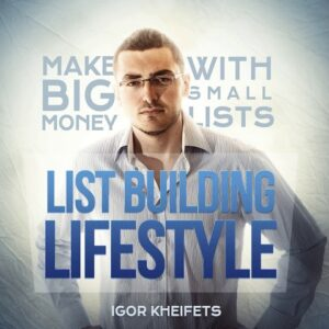 Igor Kheifets - How To Make Money In Your Sleep With Richard Legg - Solo Ads Podcast