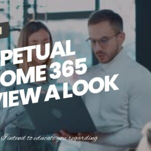 Perpetual Income 365 Review A Look Inside The Trial making money online from homeHow To Make Mo...