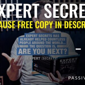 WHAT ARE FUNNEL HACKERS - EXPERT SECRETS- CHECK THE DESCRIPTION FOR YOUR FREE COPY