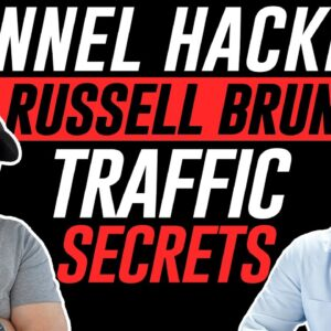 Funnel Hacking Russell Brunson Newest Funnel Traffic Secrets