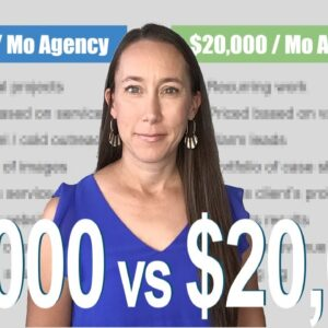 The BIG Differences Between a High-Earning & Low-Earning Digital Marketing Agency