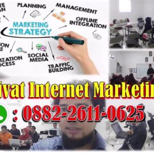 Internet Marketing Academy, WA :0895-2669-3546