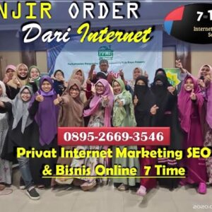 Internet Marketing Academy, WA : 0895-2669-3546