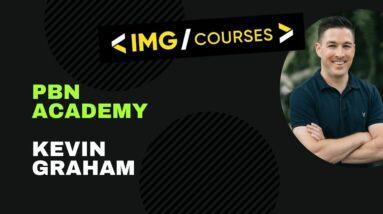 Kevin Graham   PBN Academy   Internet Marketing Gold