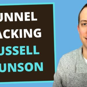 Funnel Hacking Russell Brunson's Traffic Secrets Funnel (plus Super Affiliate Tips and Tricks)