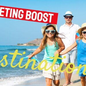 marketing boost destinations 2019 AKA Advertising Boost
