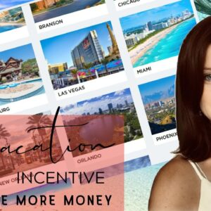 Marketing Boost- Vacations Incentives that make you MORE MONEY