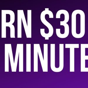 Earn $30 In 10 Minutes Giving Away Free Money From Banks! (Make Money Online)