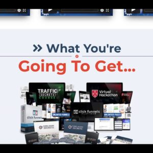 What is Clickfunnels Funnel Hacking Secrets Offer- Funnel Hacking Secrets Special Offer Review