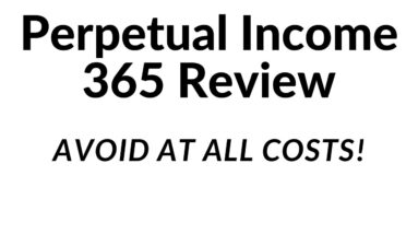 Perpetual Income 365 Review - Dangerous For Newbies 😡 A Rare Honest Review!