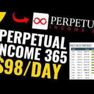 Perpetual Income 365 Review Scam or Legit? Site For TRUTH