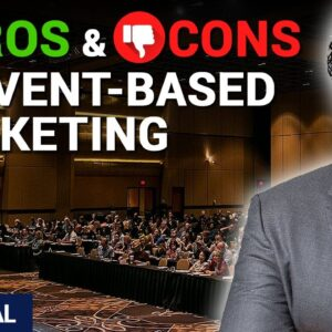 Pros & Cons of Event Based Marketing