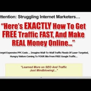 Richard Legg's Instant Traffic Shortcuts Training Course