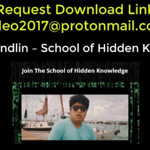 Ronnie Sandlin - School of Hidden Knowledge