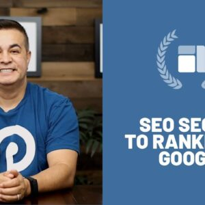 SEO Secret To Ranking On Google