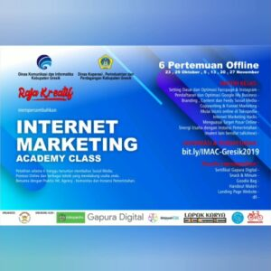 Sesi 1 - Internet Marketing Academy Class