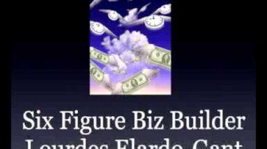 Six Figure Biz Builder Case Study - Lourdes Elardo Gant
