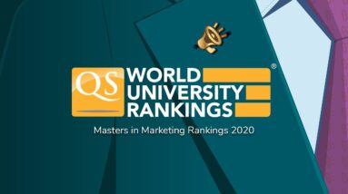 The Top 10 Masters in Marketing Programs 2020
