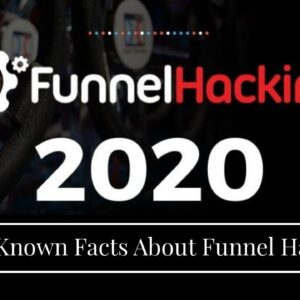 Little Known Facts About Funnel Hacking Secrets Review (2020) ᐈ $997 ClickFunnels.