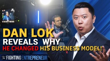 How Dominating Social Media CHANGED Dan Lok's Business Model! 😲