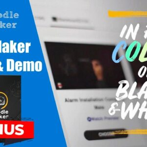 Real DoodleMaker Review - Doodle Videos In ANY Language In Minutes | Paul's Review of DoodleMaker