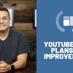YouTube Video Plans For Improvements - #improvements