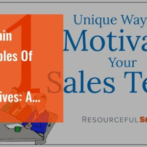 The Main Principles Of Tiered Incentives: A Powerful Way to Maximize Sales