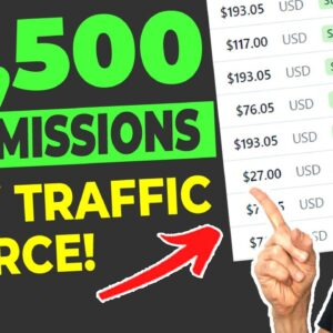 100% FREE TRAFFIC for Affiliate Marketing, Shopify, Clickbank and Your Website