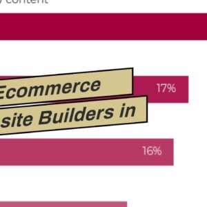 Best Ecommerce Website Builders in 2021 (Comparison) - An Overview
