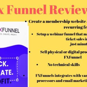 fxfunnel review - fxfunnels sales video preview - get *best*review here!