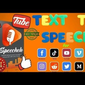 How To Rank On Page 1 Of Youtube - Speechelo Review 2021 Video