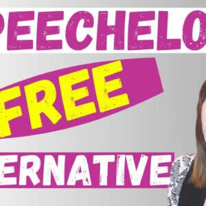 Free SPEECHELO Alternative ✅ VOICEMAKER Text To Speech Software