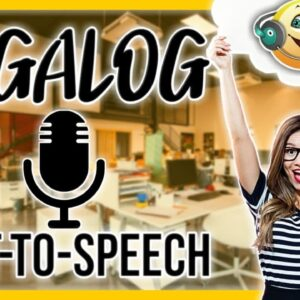 Tagalog Text to Speech | The Best Text to Speech Software