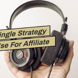 The Single Strategy To Use For Affiliate Marketing: How We'll Make $90,648 this Year With