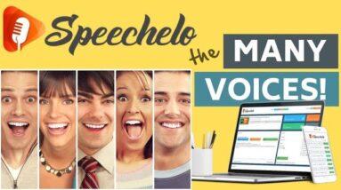 Text to Speech Software - Speechelo The Ultimate Text-To-Speech Engine