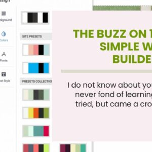 The Buzz on 10 Best Simple Website Builders for Business in 2021 - Easy
