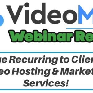 VideoMan Review Webinar Replay Demo - Cash In With Your Own Video Marketing Agency in Minutes