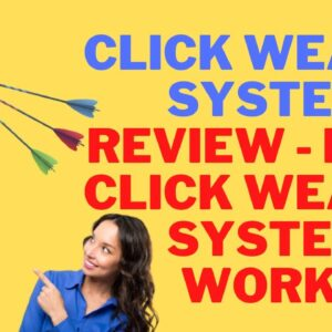 Click Wealth System Review - Does Click Wealth System Work?