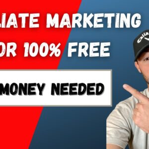 How to Start Affiliate Marketing With No Money in 2021| Step By Step Clickbank Tutorial
