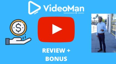 VideoMan Review & Bonuses 💰 Don't Purchase VideoMan Before Watching this!! 💰 Billie Banks Reviews
