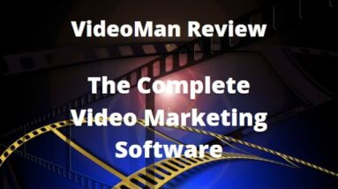 VideoMan Review And Bonus