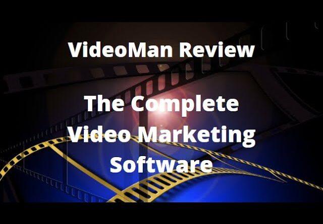 VideoMan Review And Bonus